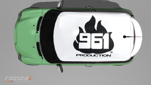 961プロダクションロゴ