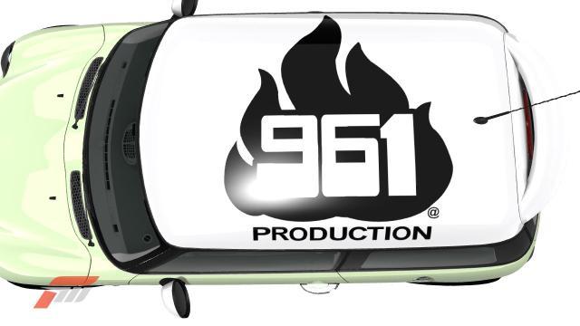 961プロ ロゴ
