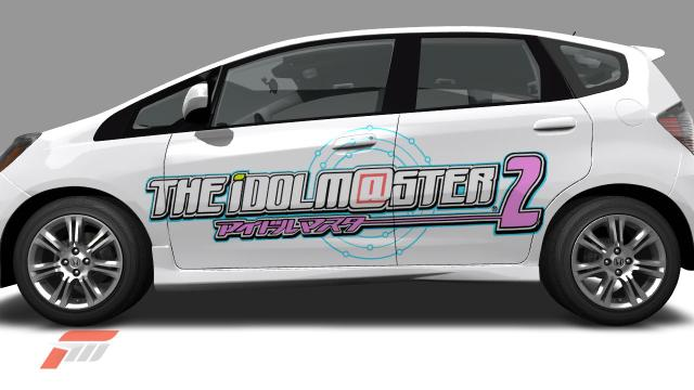 アイドルマスター2 ロゴ